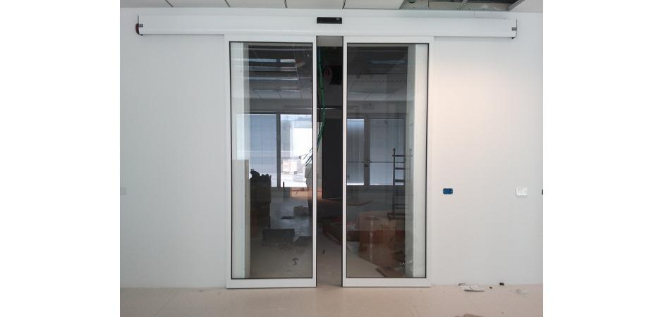 Porta automatica da interno
